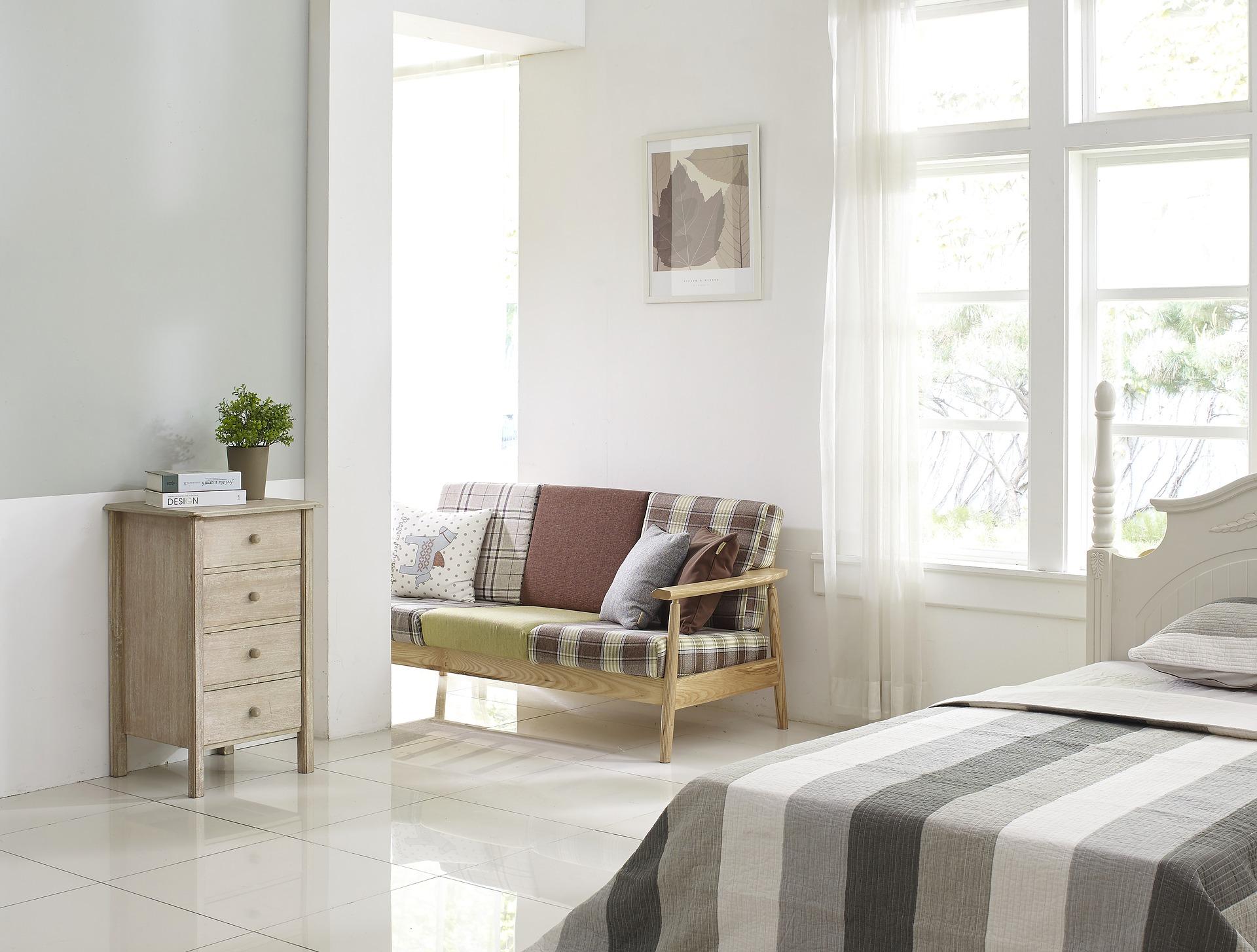 Feng Shui Farben für Zimmer - Wie sollte man Zimmer gestalten?